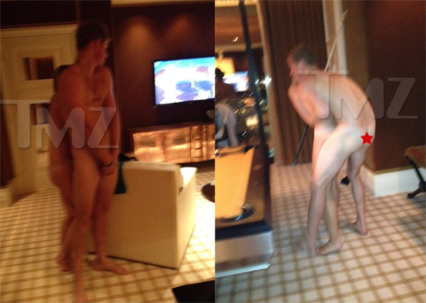 Prince Harry Vegas Naked