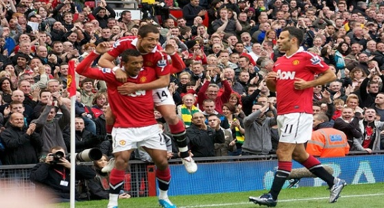 Fancy a punt? Manchester United have come from behind to win on 9 occasions this season