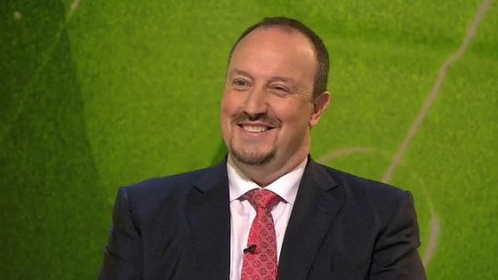 Rafael Benitez takes the managers role for the remainder of the season
