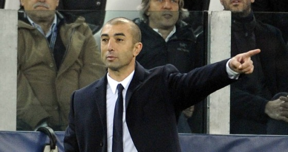 Roberto Di Matteo shown the door