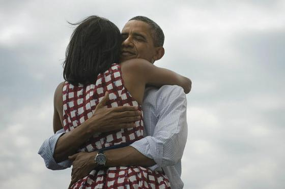 Barack and Michelle Obama: The most retweeted picture in history