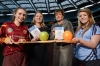 Nutrition guide launched for young camogie players