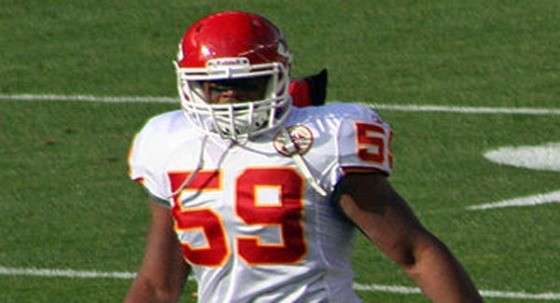 Jovan Belcher - The NFL player who recently murdered his wife and committed suicide