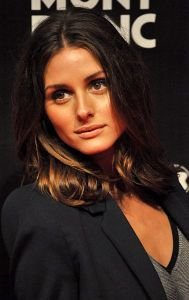 Olivia Palermo (via Wikimedia Commons)