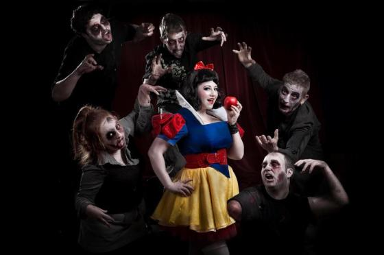 Snow White and the Seven Zombies