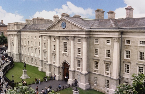 Trinity are now looking beyond the traditional CAO 'points' system
