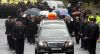 Mourners gather for funeral of Detective Adrian Donohoe in Dundalk