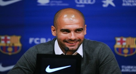 Pep Guardiola will be manager of Bayern Munich after the 2012/13 season ends