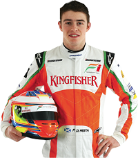 Paul Di Resta *In article image courtesy of pauldiresta.com