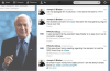 Sepp Blatter and FIFA's Twitter accounts hacked