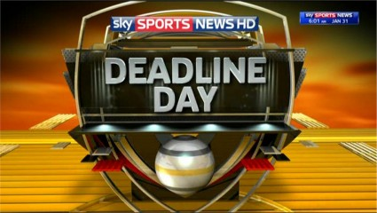 Wether you love it or hate it, there's no escaping Transfer Deadline Day